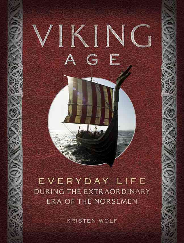 Viking Age By Wolf, Kristen